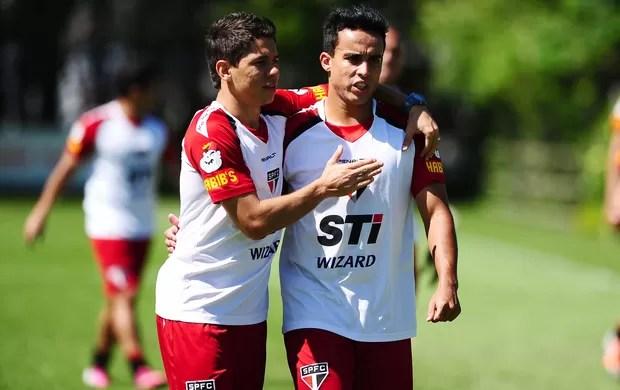 Osvaldo Jadson São Paulo (Foto: Marcos Ribolli / globoesporte.com)