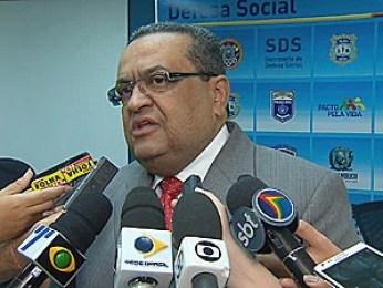 Secretário Wilson Damázio (Foto: Reprodução / TV Globo)