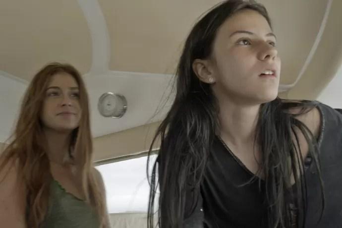 Jojô arma para juntar Arthur e Eliza (Foto: TV Globo)