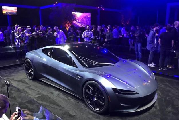 Novo Tesla Roadster custará US$ 200 mil (Foto: Alexandria Sage/Reuters)