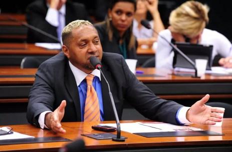 O deputado federal Tiririca (PR-SP) (Foto: Alexandra Martins/Câmara dos Deputados )