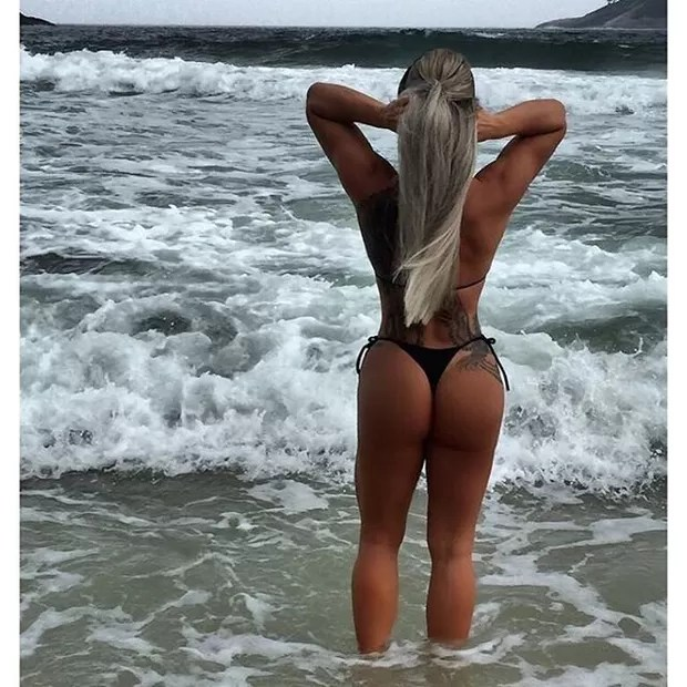 Denise Rocha (Foto: Reprodução/ Instagram)