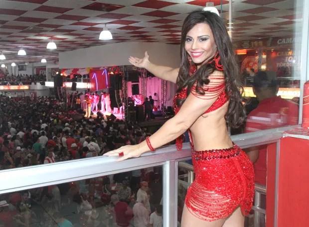 Viviane Araújo (Foto: Thyago Andrade/BRazil News)