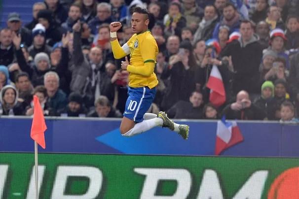 A Seleção Brasileira enfrenta o México neste domingo, dia 7, com transmissão ao vivo da Globo (Foto: Getty Images)