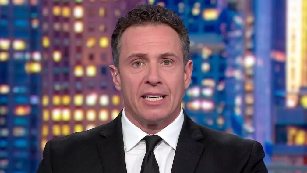 Chris Cuomo, jornalista da CNN dos EUA — Foto: Divulgação / CNN