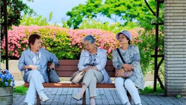 O Japão tem uma das populações mais idosas do mundo — Foto: Getty Images/Via BBC