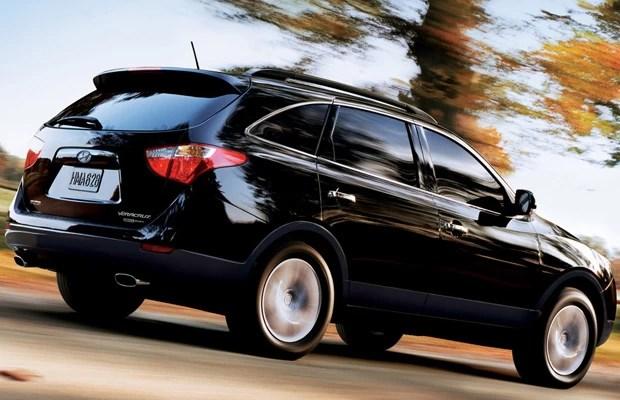 Hyundai Veracruz (Foto: Divulgação)