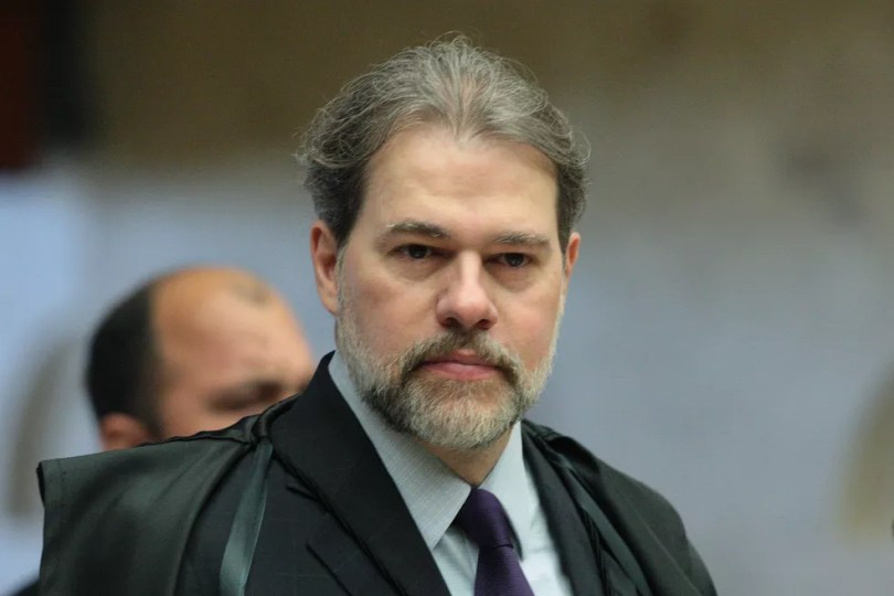 O ministro Dias Toffoli, do Supremo Tribunal Federal (Foto: Carlos Moura/STF)