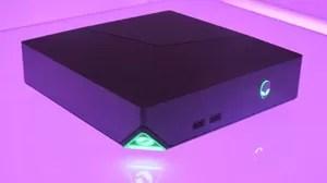 Steam Machine da Alienware (Foto: Gustavo Petró/G1)
