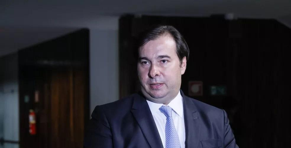 Rodrigo Maia — Foto: Luis Macedo/Câmara dos Deputados
