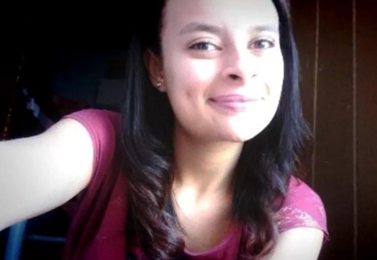 Aline Silva Dantas foi encontrada morta três dias depois de desaparecer em Alumínio (SP) ao sair para comprar fraldas para a filha — Foto: Arquivo pessoal
