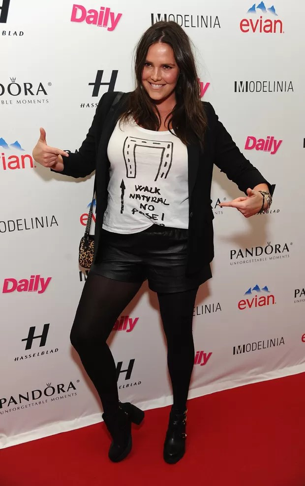 Candice Huffine  (Foto: Getty Images)