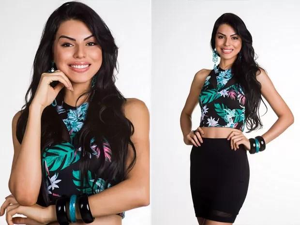 MISS ACRE - Maxine Silva (Foto: Lucas Ismael/Band/Divulgação)