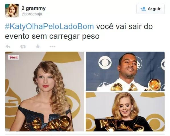 Grammy5 (Foto: Reprodução/Twitter)