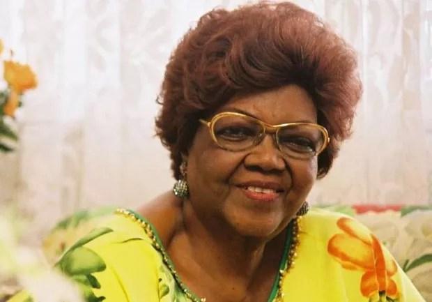 A cantora Dona Ivone Lara, de 97 anos, morreu por insuficiência cardiorrespiratória (Foto: Divulgação)