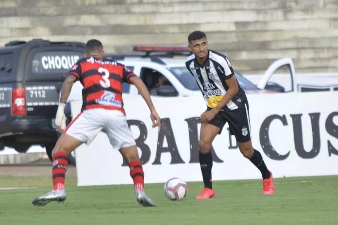 Próximo confronto do Galo será com o Sousa, no Estádio Marizão  — Foto: Jefferson Cariri / Treze