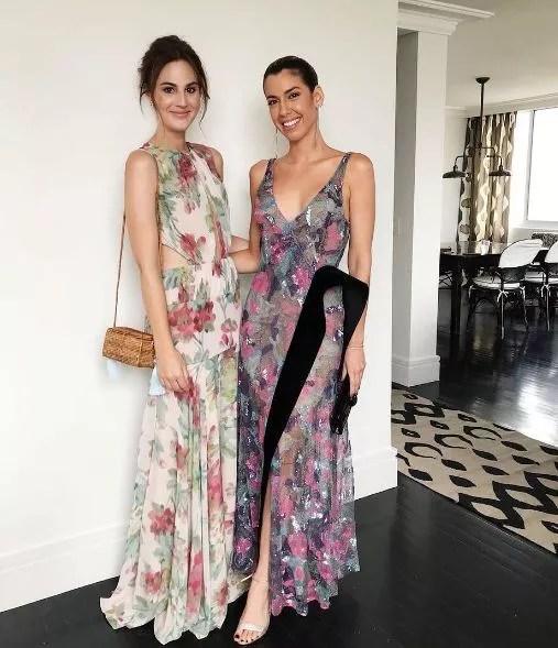 Vic Ceridono e Camila Coutinhi (Foto: Reprodução/Instagram)