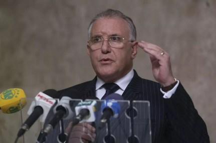 O ministro do Desenvolvimento Social, Alberto Beltrame (Foto: Valter Campanato/Agência Brasil)