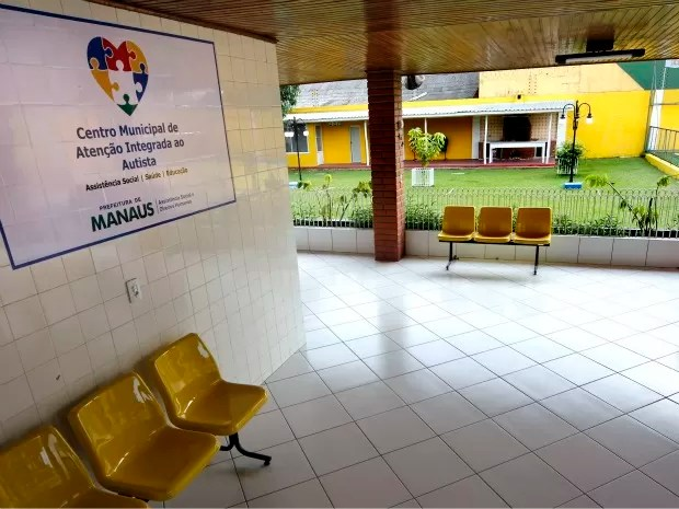 Local será destinado para atender autistas em Manaus (Foto: Rodrigo Brandão/Semasdh)