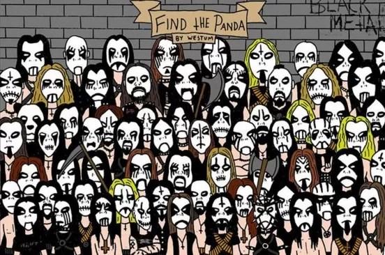 Resultado de imagem para descobre o panda