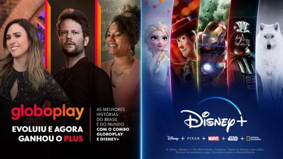 Globoplay anuncia parceria com Disney+ | Pop & Arte | G1