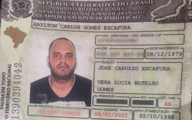 Bicheiro foi encontrado morto com mulher em hotel na Barra da Tijuca (Foto: Reprodução)