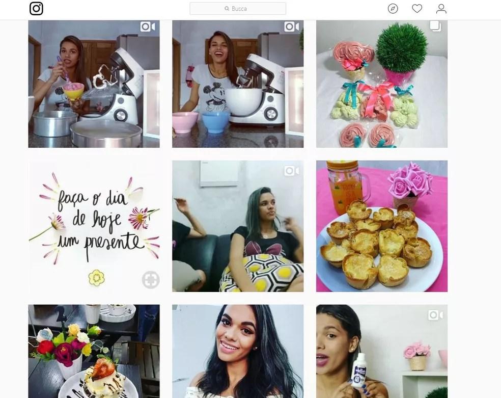 Jovem diz que pretende continuar apostando em vídeos comuns do dia a dia  (Foto: Reprodução/Instagram )