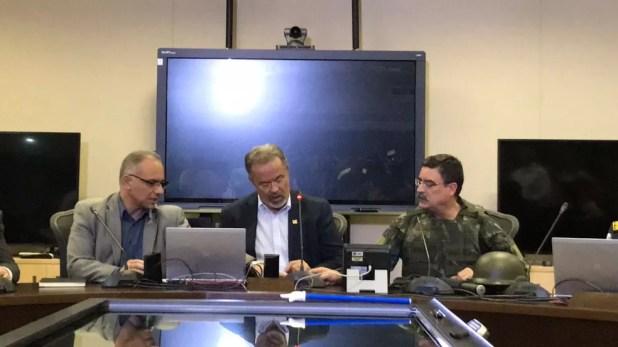 Roberto Sá é afastado das funções de secretário de segurança do Rio (Foto: ARQUIVO: Henrique Coelho/G1)