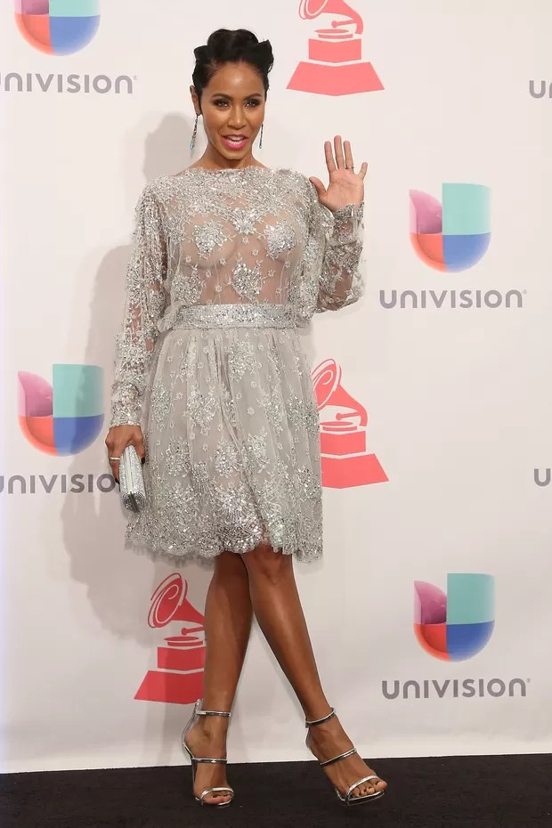 Grammy Latino - Ja Pinkett Smith (Foto: Getty Images)