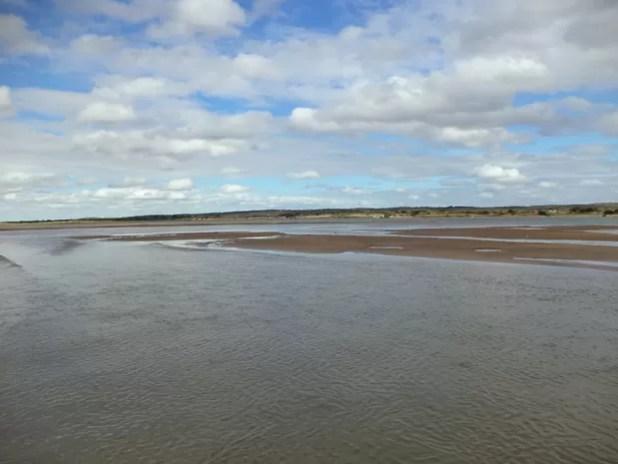 Seca do canal do Guaxinim pode deixar população de Xique-Xique sem água em 40 dias. (Foto: Edgardo Pessoa Filho / SAAE)