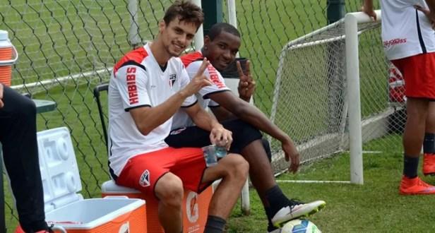 Rodrigo Caio São Paulo (Foto: Divulgação/São Paulo)