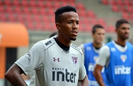 Éder Militão, do São Paulo, está na mira de clubes europeus (Foto: Érico Leonan/saopaulofc.net)