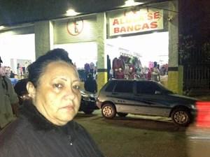 Antonia Abreu tinha cerca de 40 clientes fixos (Foto: Marcelo Mora/G1)