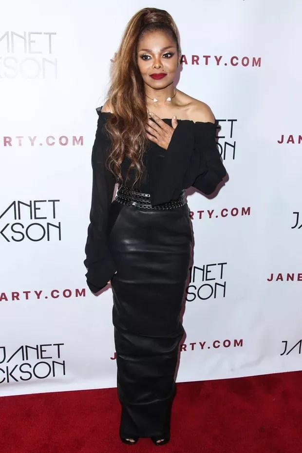 Janet Jackson (Foto: BackGrid)