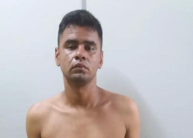 Luã Silva Santos estava em casa quando foi chamado por dois homens e ao sair levou os tiros — Foto: Arquivo/Iapen-AC