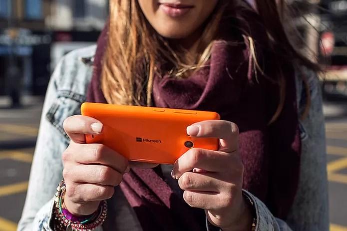 Lumia 535 (Foto: Divulgação)