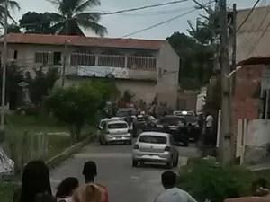 Violência no Coroadinho já vitimou oito pessoas em 16 dias de junho (Foto: Divulgação/Whatsapp)