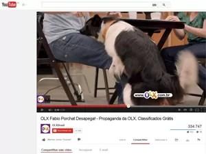 OLX (Foto: Reprodução/YouTube)