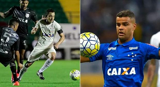 São Paulo assiste ao jogo entre Corinthians x Cruzeiro (Foto: Divulgação/ Globoesporte.com)