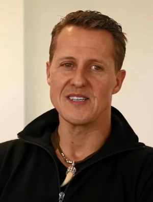 Michael Schumacher na última entrevista antes do acidente de esqui, ao site da Mercedes (Foto: Reprodução)