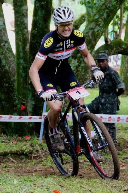 Lukas diz que fez preparação específica para 2º etapa