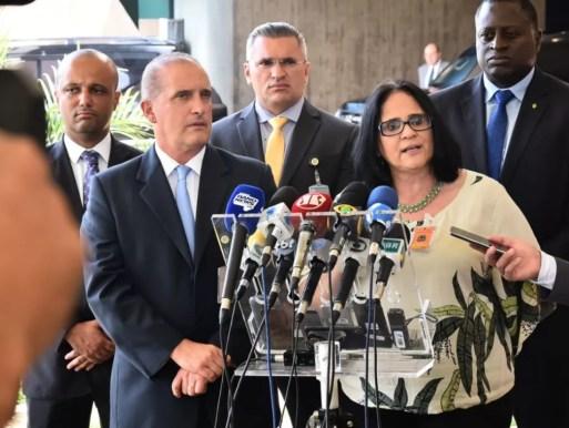Resultado de imagem para Damares Alves será ministra da Mulher, Família e Direitos Humanos