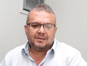 Dorgival Pereira, supervisor do Campinense (Foto: Leonardo Silva / Jornal da Paraíba)
