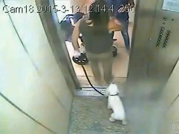 Discussão foi registrada na polícia em boletim de injúria. (Foto: Reprodução/TV Globo)