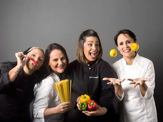 21 chefs capixabas partipam de encontro gastronômico no estado  (Foto: Divulgação )