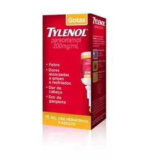 tylenol® (Foto: Reprodução)