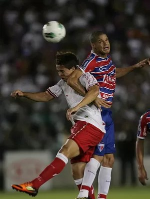 Fortaleza x Náutico pela Copa Brasil 2012 (Foto: Kid Júnior/ Agência Diário)