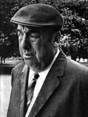 "O poeta chileno Pablo Neruda (Foto: Divulgação/""Siete Días Ilustrados""/Wikicommons)"