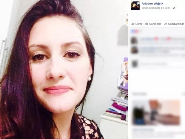 Corpo da advogada foi encontrado em ponto turístico de Chapada dos Guimarães (Foto: Reprodução/Facebook)