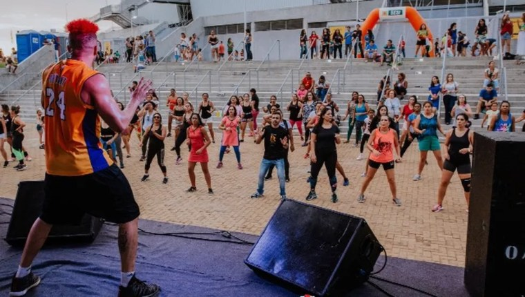 Domingo na Arena volta neste domingo (22) (Foto: Divulgação)